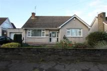 Detached Bungalow for sale in St Martins Close, Penarth
