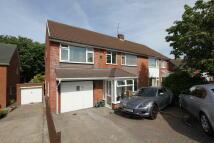 5 bedroom semi detached home in Uplands Crescent...