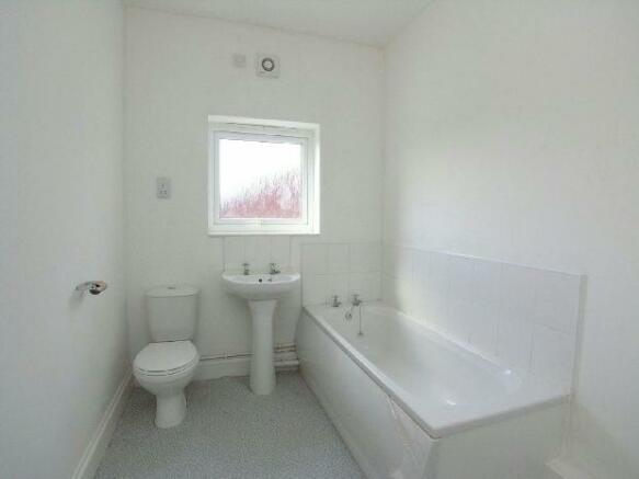 Bathroom.....
