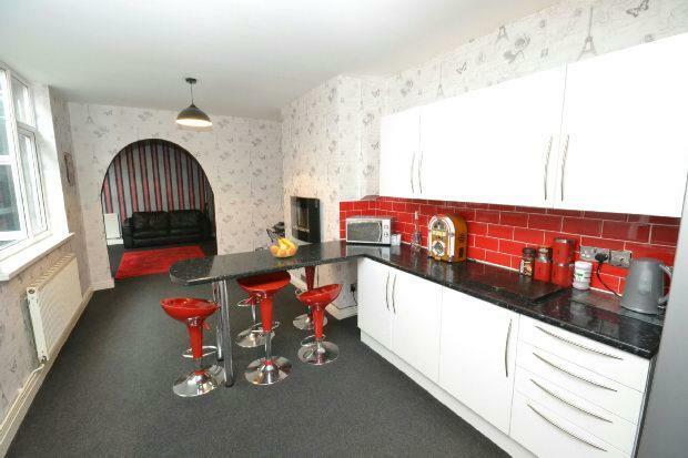 Kitchen/Diner 2nd Ph