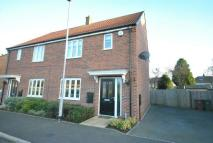semi detached house in James Major Court...