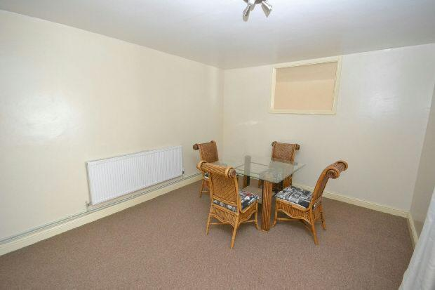 Dining Area/Bedroom
