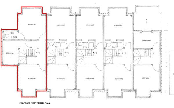 First Floor - Floor Plan