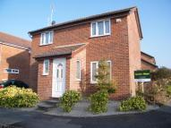 Detached home in Godmanston Close...