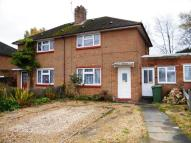 2 bed semi detached house to rent in Plumer Road...