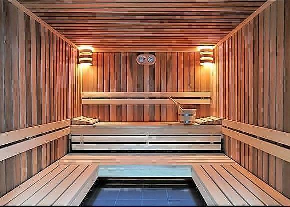 Sauna/Steam Room