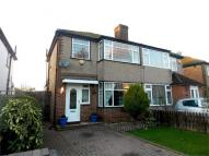 semi detached property for sale in Fairholme Crescent...