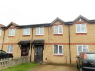 Terraced house in Canberra Drive, NORTHOLT...
