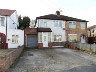 3 bed semi detached property for sale in Willow Tree Close, HAYES...