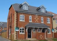 3 bedroom new property for sale in Jubilee Gardens, Wantage