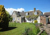 Detached home for sale in Great Coxwell, Faringdon