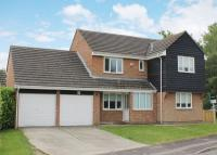 Detached home for sale in Elizabeth Drive, Wantage