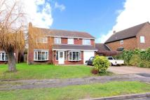 Detached house in Hollyfield Close, Tring