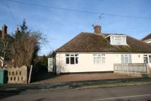 Bungalow in Beaconsfield Road, Tring