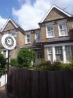 Terraced house in Ormonde Road, London