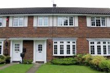 Terraced house in Edmund Close
