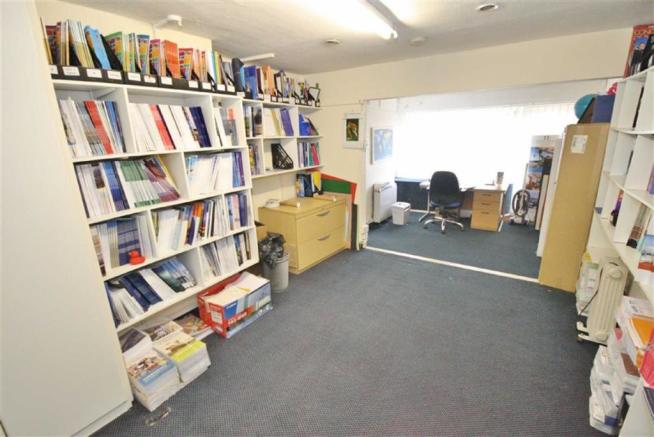 Rear Office