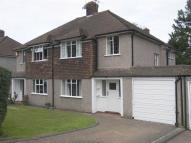 3 bed Semi-Detached Bungalow to rent in Main Road, Knockholt...