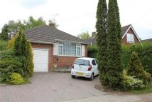 Detached Bungalow in Virgins Croft, BATTLE...