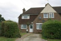 2 bedroom semi detached property for sale in Wellington Gardens...