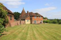 5 bed Detached home in Whatlington Road, BATTLE...