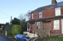 semi detached property in New Cut, WESTFIELD...