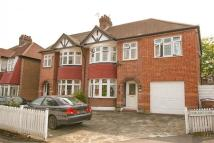 5 bed semi detached home in Fairlight Close...