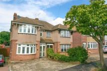 semi detached property in Hawkwood Crescent...