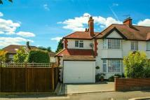 3 bed semi detached property in Kimberley Road...