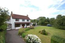 Detached home in Backwell, North Somerset