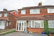 semi detached property in APPLESHAM WAY, PORTSLADE