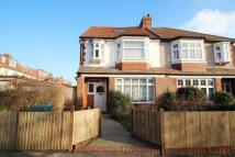 4 bedroom semi detached home for sale in Rothbury Road, Hove...