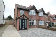 Carden Avenue semi detached house for sale