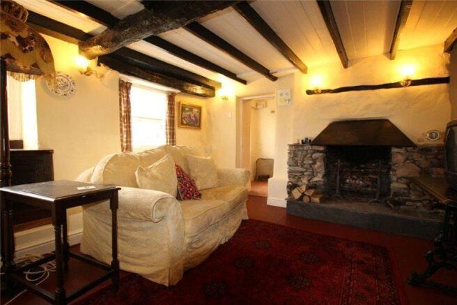 Cottage - Lounge