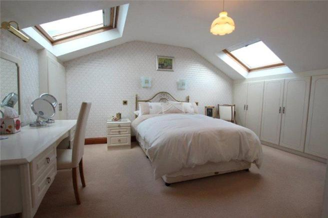 Lodge - Bedroom