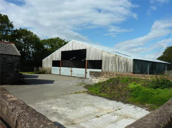 Property for sale in modern farm buildings lot 5 for Modern sheds for sale