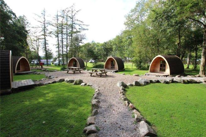 Camping Pods