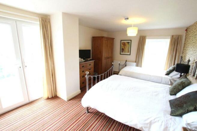 Millrace Bedroom