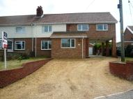 semi detached property in Church Lane, Wicklewood...