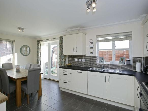 Kitchen/Dining Room/Utility