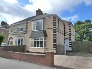 semi detached house in Carr Lane, Grimsby