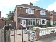 3 bed semi detached house in Drake Avenue, Grimsby