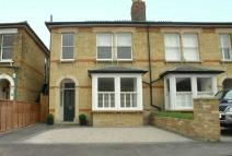 4 bed semi detached property in Gresham Road Staines