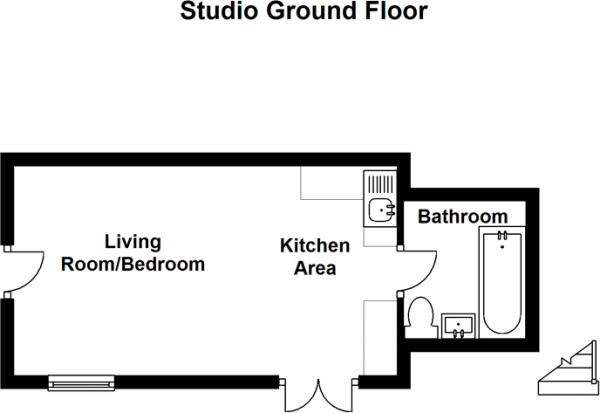 Studio Ground Floor