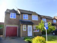 4 bed Detached house in Dunsford Close, Old Town...