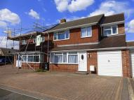 semi detached house in Hatherley Road, Nythe...