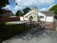 Detached Bungalow for sale in Cricklade Road...