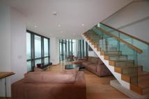 NO.1 WEST INDIA QUAY Apartment to rent