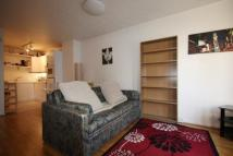 Studio flat in TOWERSIDE 150 WAPPING...