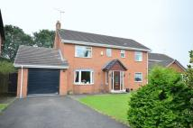 Detached house in Glebe Meadows...